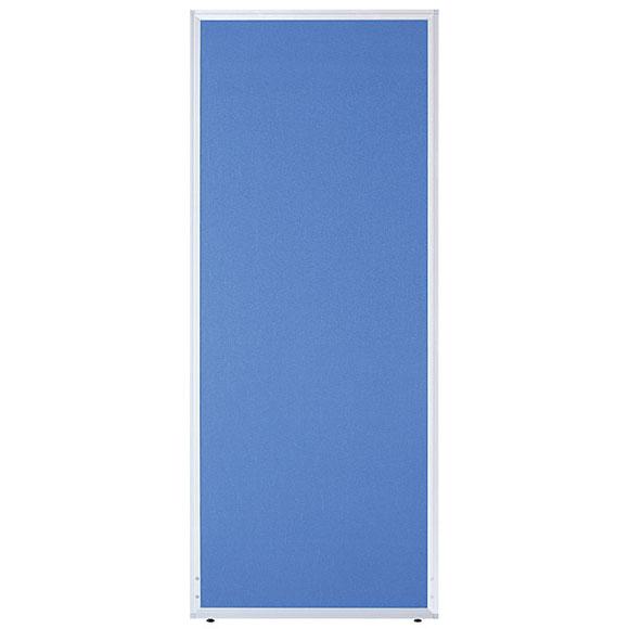 【法人様限定/直送便】 井上金庫販売 ローパーテーション UK-1810BLブルー 幅1000×高さ1800×パネル厚21mm