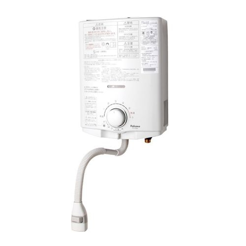 【送料無料】パロマ 小型湯沸器 都市ガス用 PH-5BV-13A 元止式 5号
