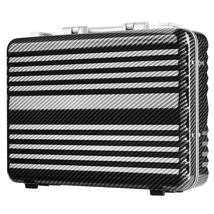 【直送便】【送料無料!】LEGEND WALKER GRAND BLADE6604 6604-42 12L ラフブラックシルバー|レジェンドウォーカー スーツケース 旅行 かわいい 軽量 機内持ち込み サイズ 日帰り-1泊