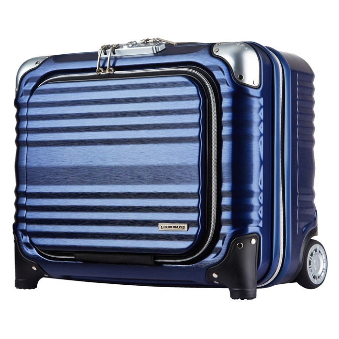 【直送便】【送料無料!】LEGEND WALKER GRAND BLADE6605 6605-45 34L ネイビー|レジェンドウォーカー スーツケース 旅行 かわいい 軽量 機内持ち込み サイズ 1泊-3泊