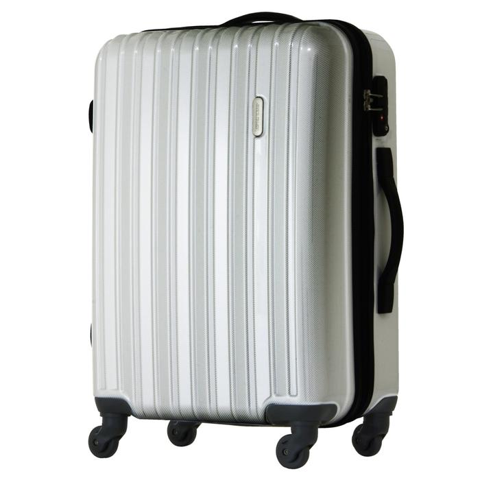 【直送便】【送料無料!】LEGEND WALKER 5096-58 58L ホワイトカーボン|レジェンドウォーカー スーツケース 旅行 かわいい 軽量 機内持ち込み サイズ 3泊-5泊