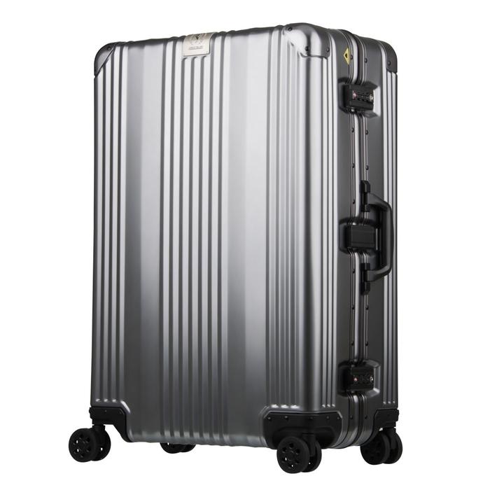 【直送便】【送料無料!】LEGEND WALKER 1510-70 88L ガンメタ|レジェンドウォーカー スーツケース 旅行 かわいい 軽量 機内持ち込み サイズ 8泊-10泊