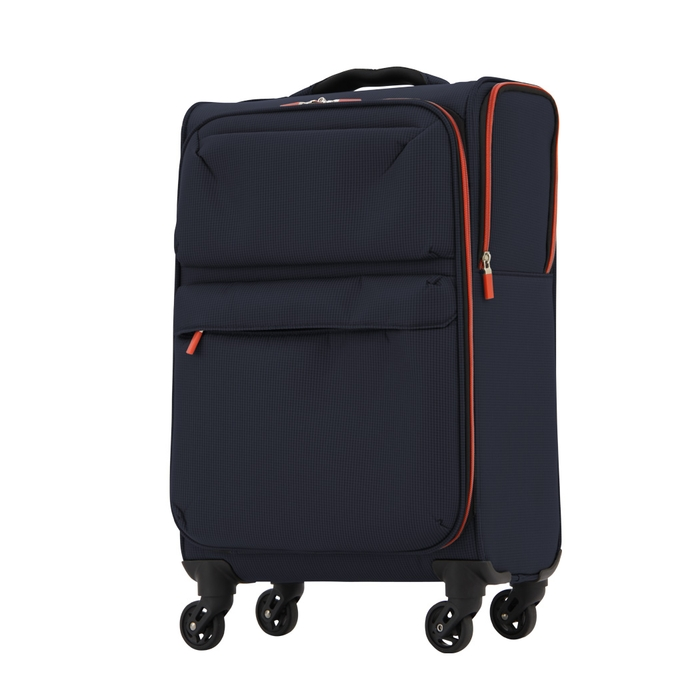 【直送便】【送料無料!】LEGEND WALKER 4043-60 48L ブラック|レジェンドウォーカー スーツケース 旅行 かわいい 軽量 機内持ち込み サイズ 1泊-3泊