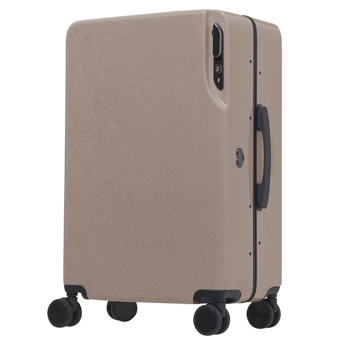 【直送便】【送料無料!】LEGEND WALKER WORLD MELODY 5104-60 61L スターシャンパン|レジェンドウォーカー スーツケース 旅行 かわいい 軽量 機内持ち込み サイズ 3泊-5泊