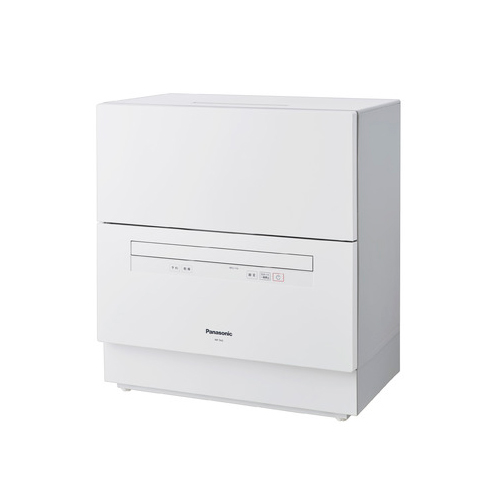 JP便 送料無料 パナソニック NP-TA3-W ホワイト 食器洗い乾燥機 Panasonic NPTA3 食洗機 食器洗い機