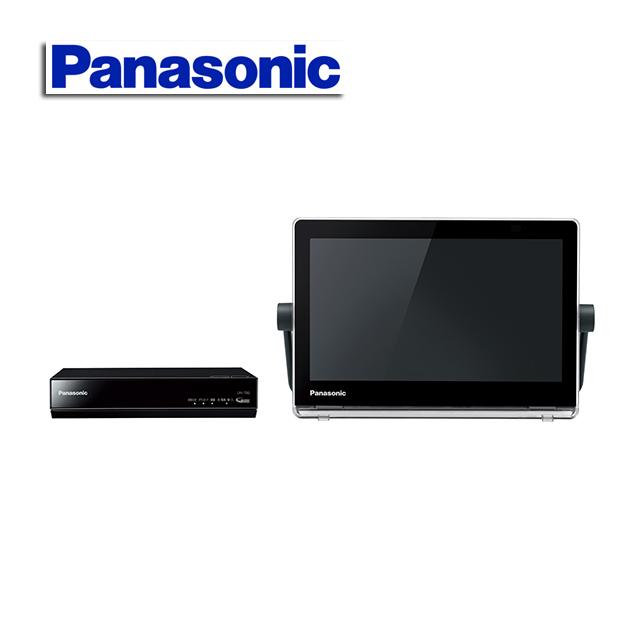 【送料無料】 パナソニック UN-10T8-K ブラック HDDレコーダー付10v型テレビ プライベート・ビエラ 【Panasonic VIERA】