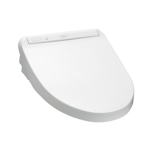 TOTO TCF8GM53 NW1 ホワイト ウォシュレット KMシリーズ 瞬間式 温水洗浄便座|リモコン付き 自動開閉