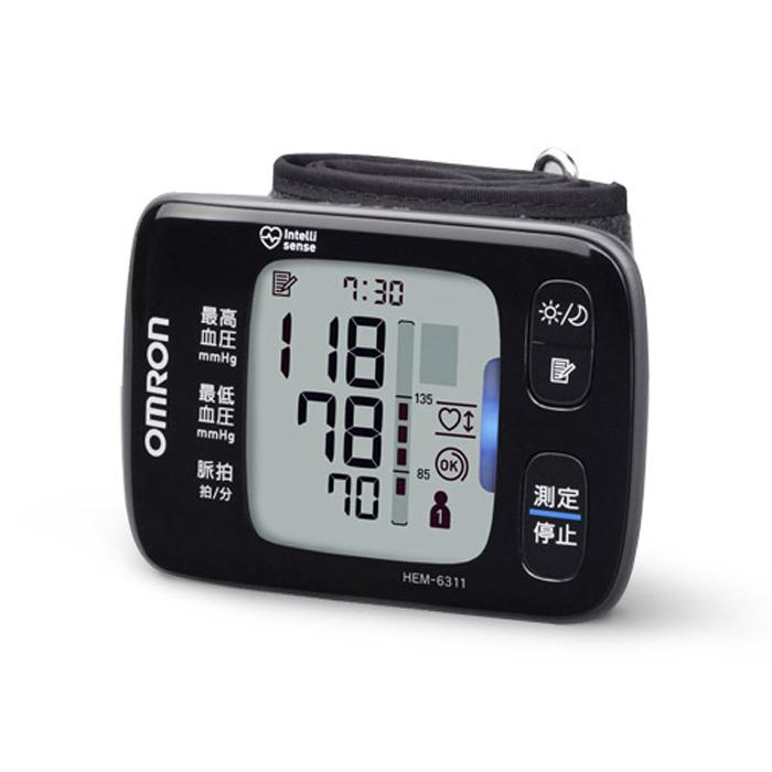 オムロン HEM-6311 自動血圧計 【OMRON HEM6311】 血圧計