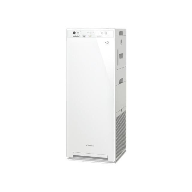【送料無料】ダイキン 加湿ストリーマ空気清浄機 MCK40W-W ホワイト ~19畳 DAIKIN|ホコリ 花粉 排ガス PM2.5 ニオイ 臭い ウイルス カビ菌