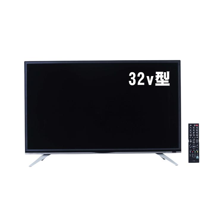 【送料無料】SANSUI ハイビジョンLED液晶テレビ SCM32-BW1