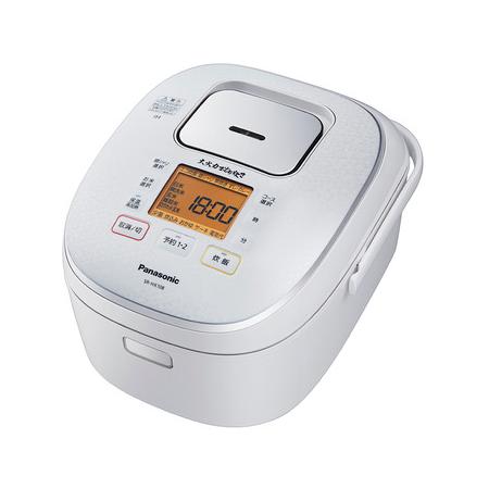 送料無料 パナソニック SR-HX188-W スノーホワイト IHジャー炊飯器 1升炊き Panasonic SRHX188 大火力おどり炊き 炊飯ジャー IH炊飯器 日本製 10合 一升