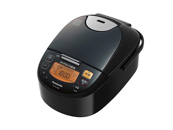 【送料無料】 パナソニック IHジャー炊飯器 5.5合炊き SR-HVC1080-K ステンレスブラック キッチン家電 調理家電