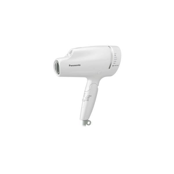 ナノイー ミネラルで 地肌から毛先まで 早割クーポン 速く 美しく乾かす 送料無料 ヘアードライヤー 白 ナノケア パナソニック メーカー再生品 EH-NA9E-W