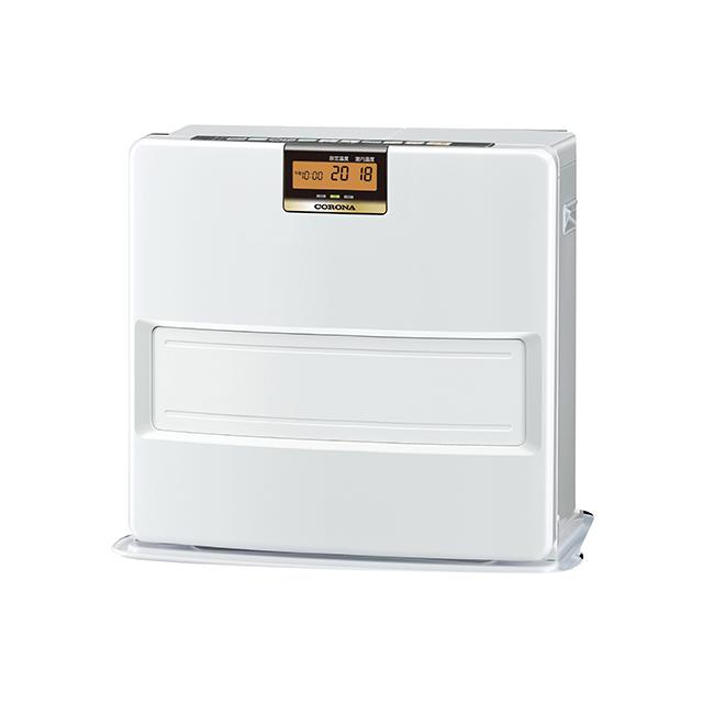 【送料無料】コロナ 石油ファンヒーター FH-VX5718BY-W パールホワイト 木造~15畳 コンクリート~20畳 暖房 エコ 消臭
