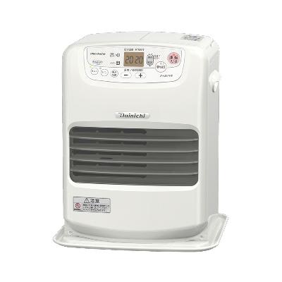 送料無料 ダイニチ FW-2517NE (W) ウォームホワイト 石油ファンヒーター ブルーヒーター Dainichi FW2517NE|暖房機器 暖房器具 日本製
