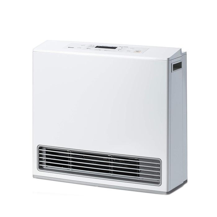 送料無料 リンナイ RC-U5801E 13A ガスファンヒーター 都市ガス用 Rinnai RCU5801E 50号 | 暖房機器 暖房器具