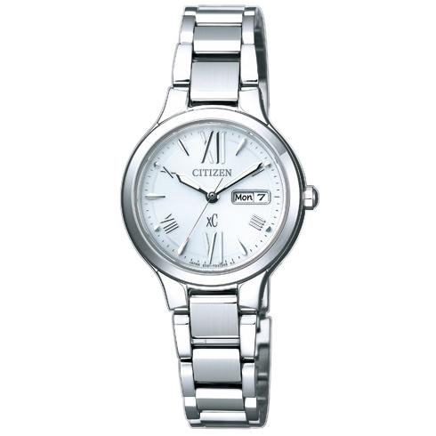 【送料無料】シチズン EW3220-54A レディース腕時計 クロスシー【CITIZEN xC EW322054A エコドライブ時計】