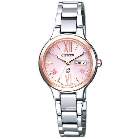 【送料無料】シチズン EW3224-53W レディース腕時計 クロスシー【CITIZEN xC EW322453W エコドライブ時計】