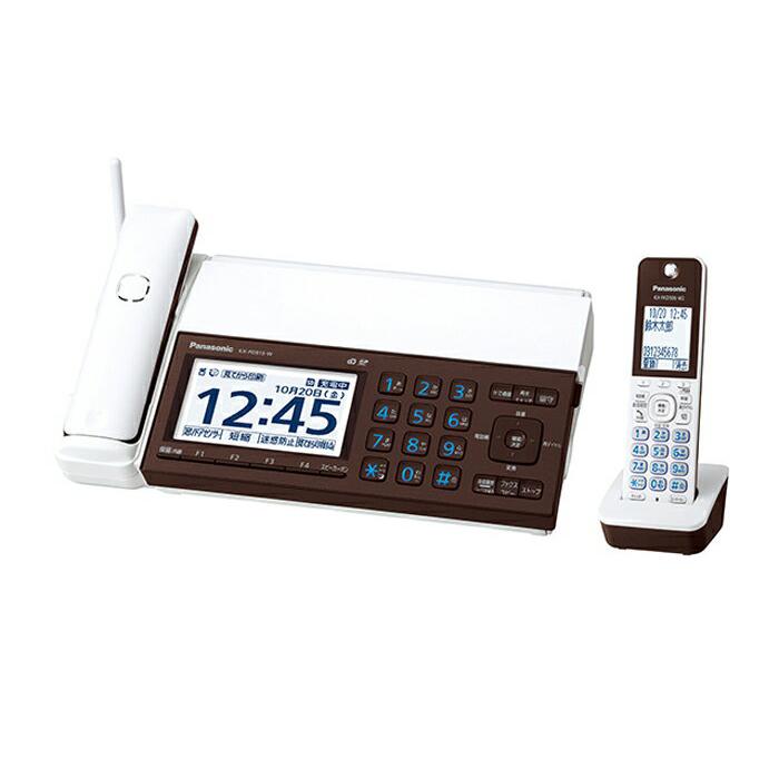 代引き人気 【送料無料 電話機】パナソニック KX-PD915DL-W ピアノホワイト デジタルコードレス普通紙ファクス(子機1台付き)おたっくす kxpd915dl【Panasonic FAX kxpd915dl FAX 子機付き ホワイト 電話機】, やまがたけん:e9c02951 --- anthonysullivan.biz