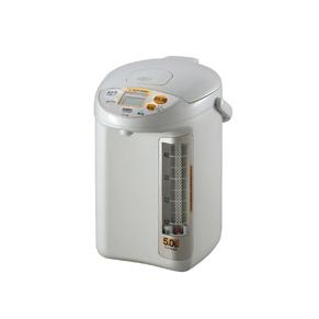 象印 CD-PB50-HA(グレー)マイコン沸とう電動給湯ポット(5L)【ZOJIRUSHI CDPB50HA 電気ポット 電動ポット】