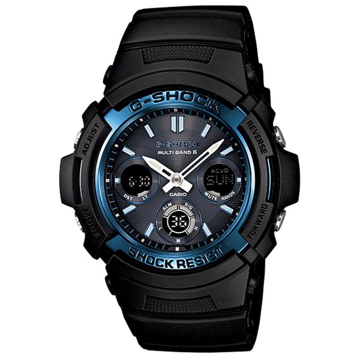 取寄品 【送料無料!】カシオ AWG-M100A-1AJF メンズ腕時計 Gショック マルチバンド6【CASIO AWGM100A1AJF G-SHOCK MULTIBAND6】