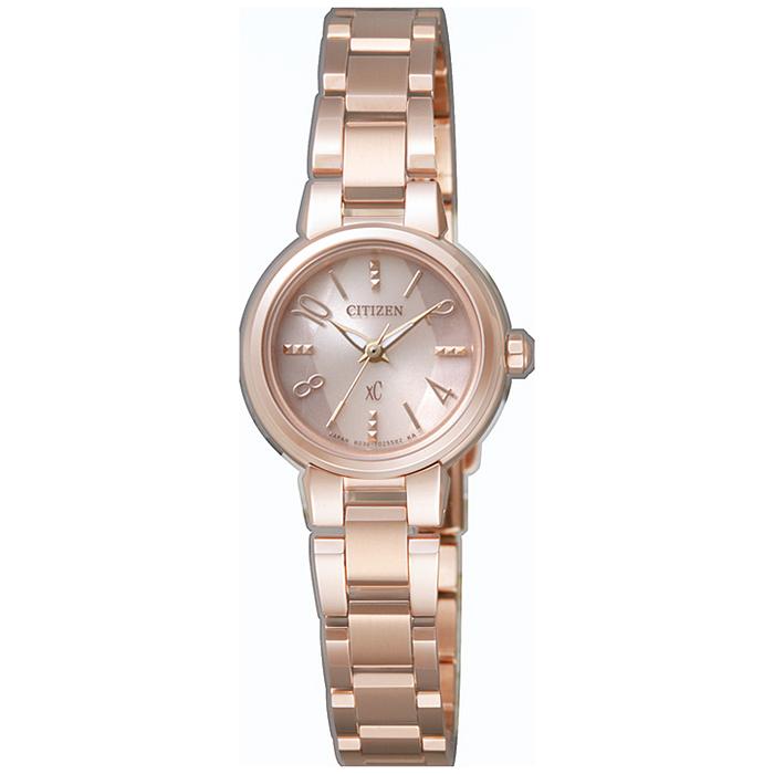 【送料無料】シチズン XCB38-9143 レディース腕時計クロスシー【CITIZEN クロスシー XCB38-9143 エコドライブ時計 】