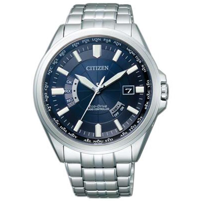 【送料無料】シチズン CB0011-69L メンズ腕時計 シチズンコレクション【CITIZEN CB001169L エコドライブ電波時計 】