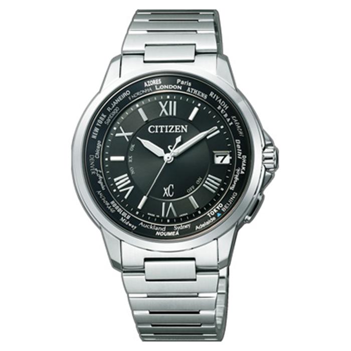 【送料無料】シチズン CB1020-54E メンズ腕時計クロスシー【CITIZEN クロスシー CB1020-54E エコドライブ電波時計 】