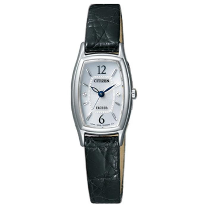 【お取り寄せ】【送料無料】シチズン EX2000-09A レディース腕時計 エクシード【CITIZEN エクシード EX2000-09A エコドライブ時計 】