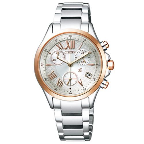 【送料無料】シチズン FB1404-51A レディース腕時計 クロスシー エコ・ドライブ【CITIZEN FB140451A XC Eco-Drive】