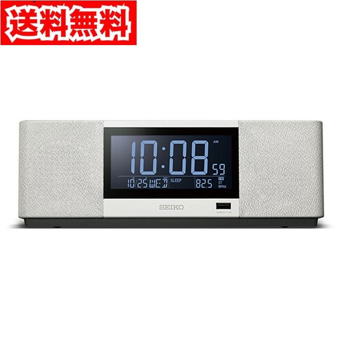 【送料無料】セイコー SS501A マルチサウンドクロック 目覚まし時計 置時計
