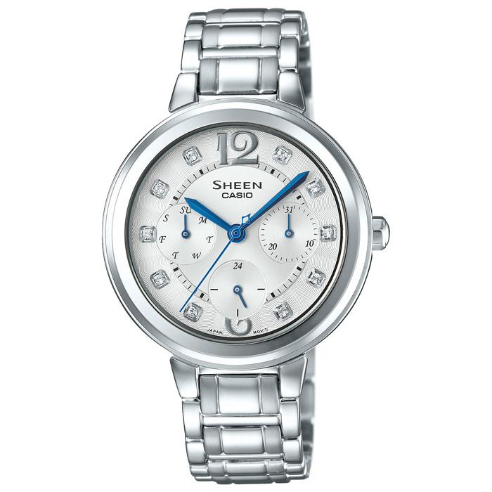 【送料無料】カシオ SHE-3048DJ-7AJF レディース腕時計 シーン