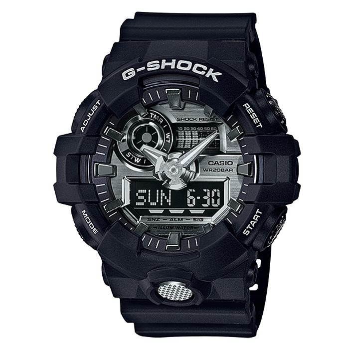 取寄品 【送料無料!】カシオ GA-710-1AJF メンズ腕時計 Gショック