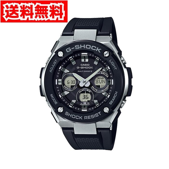 【送料無料】カシオ GST-W300-1AJF メンズ腕時計 Gショック