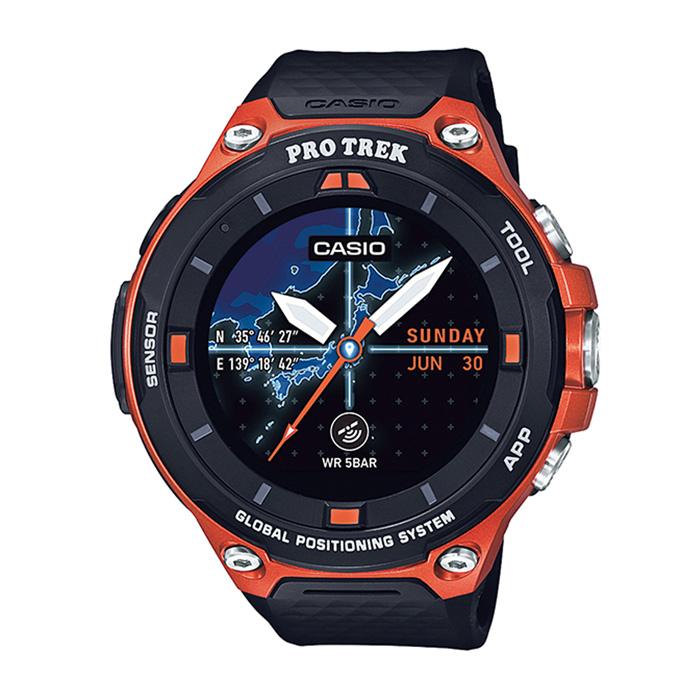 【送料無料】カシオ WSD-F20RG メンズ腕時計 プロトレック