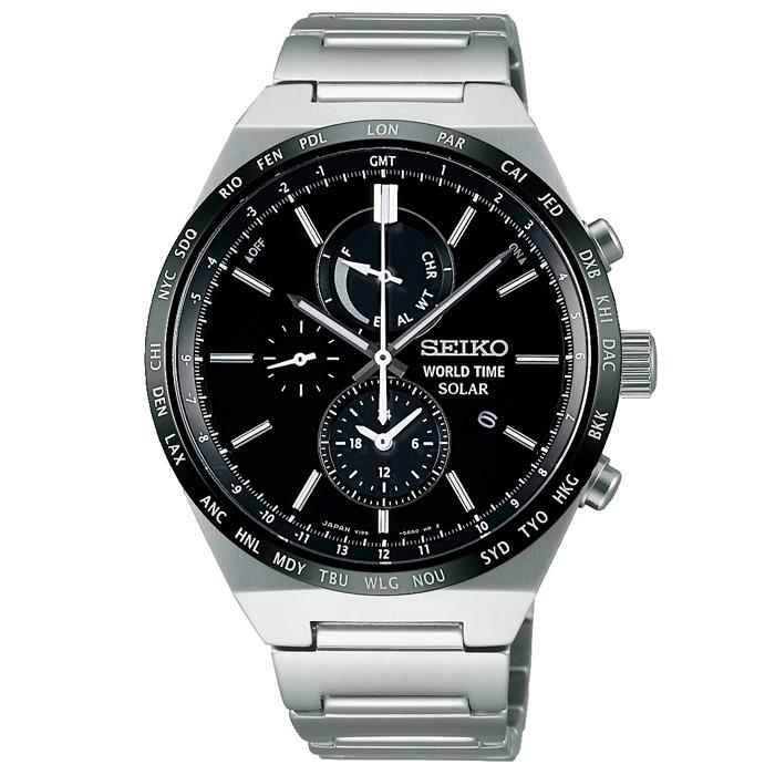 【送料無料】セイコー SBPJ025 メンズ腕時計 スピリット