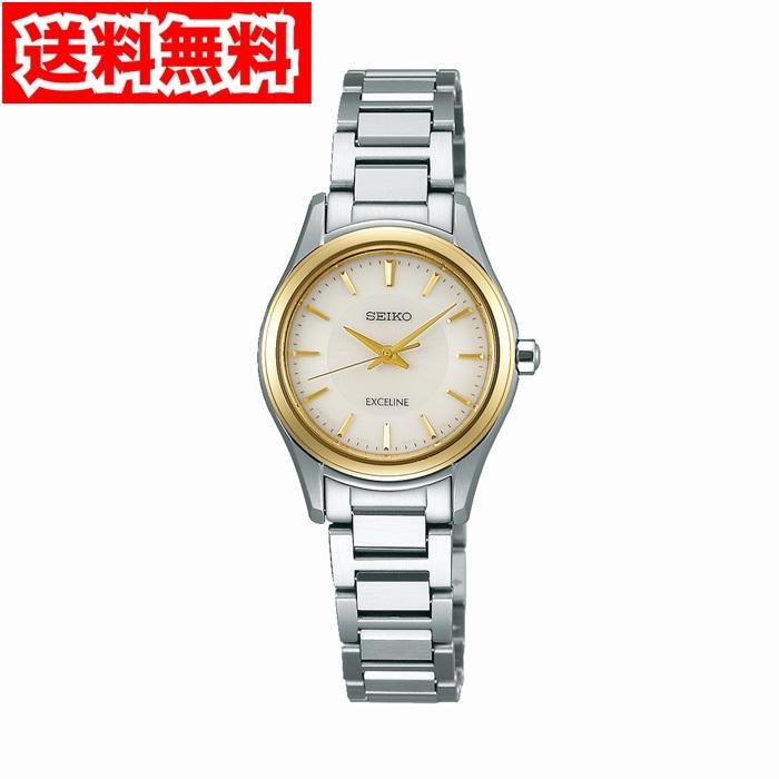 【送料無料】セイコー SWCQ094 レディース腕時計 ドルチェ&エクセリーヌ