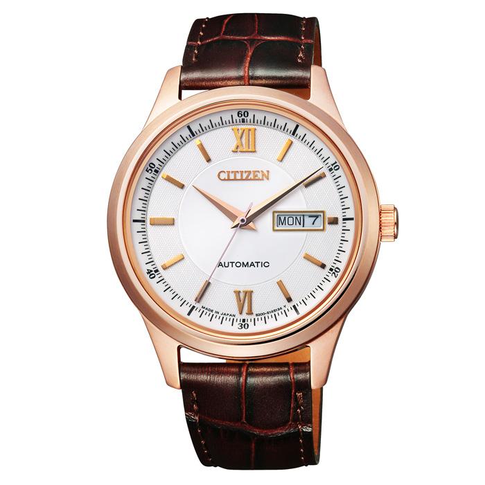 【お取り寄せ】【送料無料】シチズン NY4052-08A メンズ腕時計 シチズンコレクション