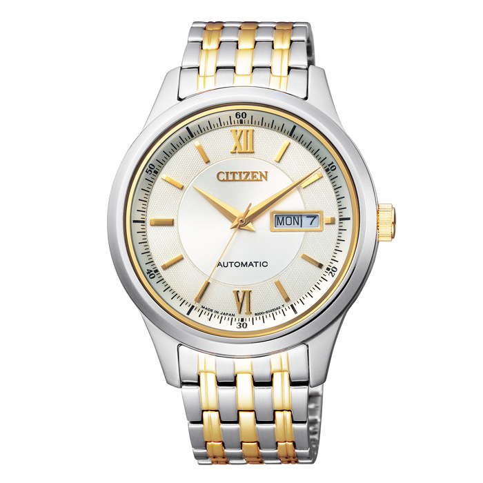 【送料無料】シチズン NY4054-53P メンズ腕時計 シチズンコレクション