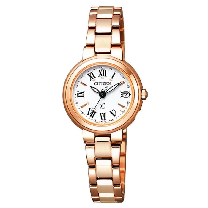 【送料無料】シチズン ES9002-58A レディース腕時計 クロスシー