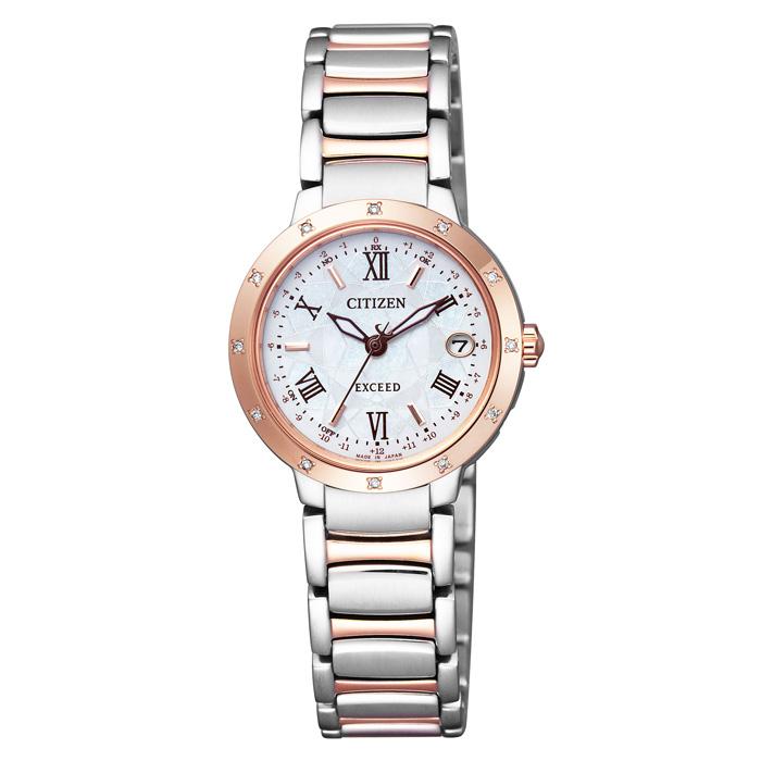 【送料無料】シチズン ES9334-58W レディース腕時計 エクシード