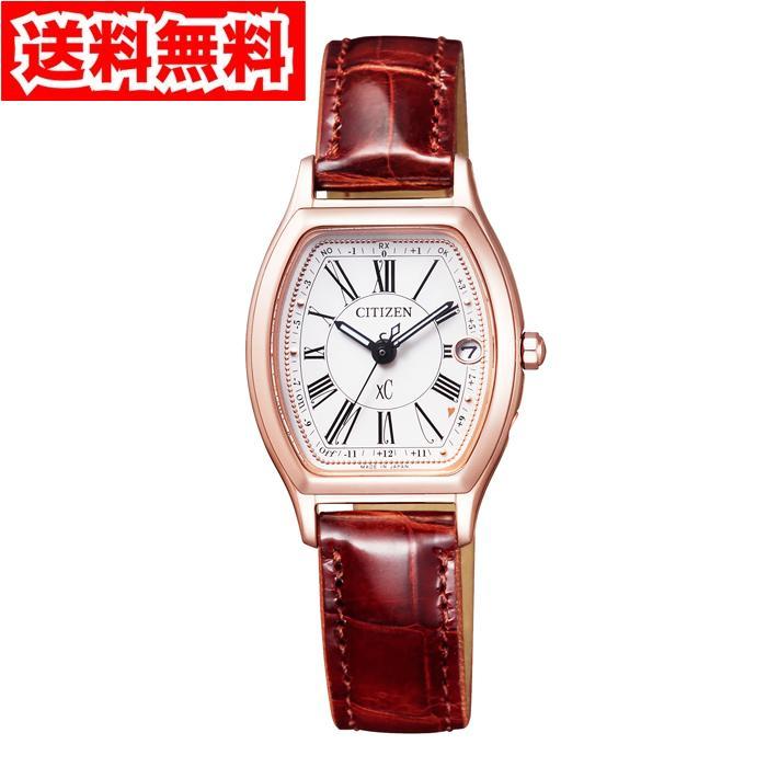 【送料無料】シチズン ES9352-05B レディース腕時計 クロスシー