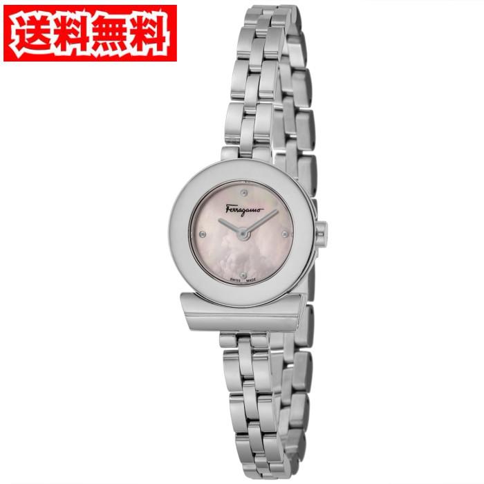 【送料無料!】フェラガモ FBF070017 レディース腕時計 ガンチーニ