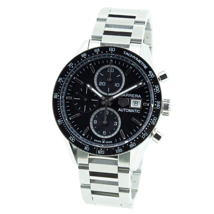 【送料無料!】タグホイヤー CV201AJ.BA0715 メンズ腕時計 カレラ
