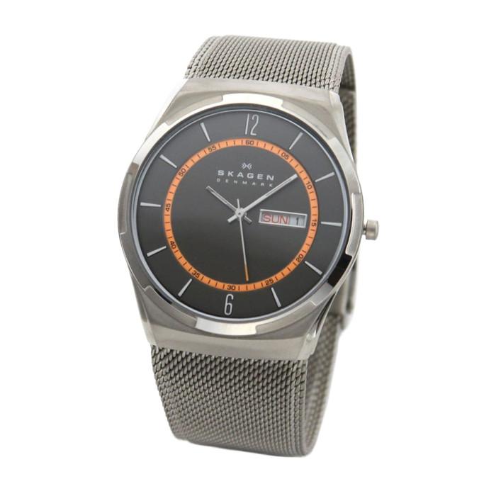 【お取り寄せ】【送料無料!】スカーゲン SKW6007 メンズ腕時計 SKAGEN ウォッチ 上品 ギフト おしゃれ