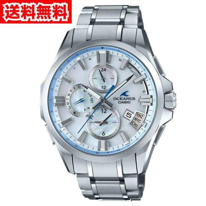 【送料無料!】カシオ OCW-G2000H-7AJF メンズ腕時計 オシアナス