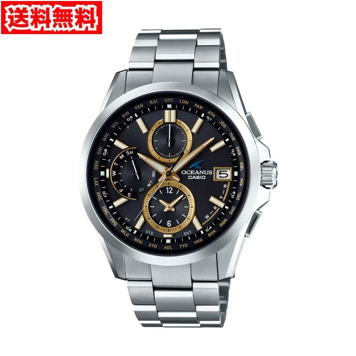 【送料無料!】カシオ OCW-T2600-1A3JF メンズ腕時計 オシアナス