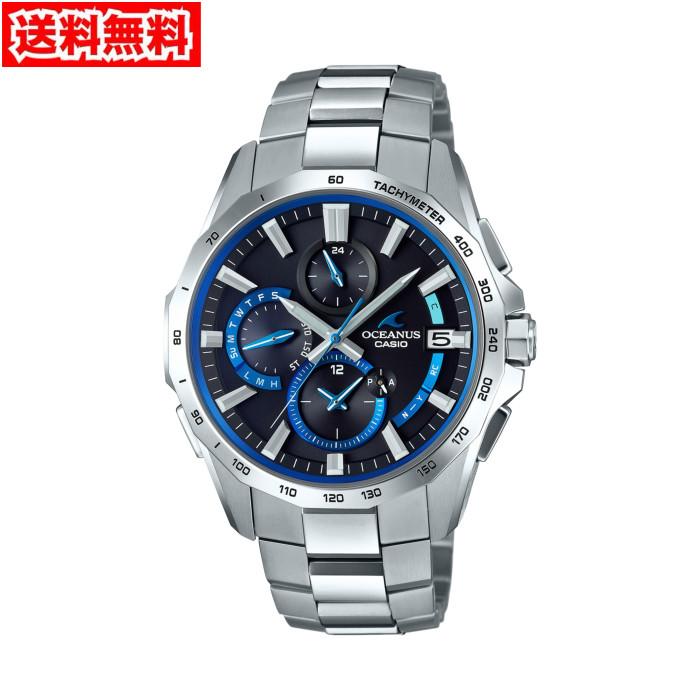 【送料無料!】カシオ OCW-S4000-1AJF メンズ腕時計 オシアナス