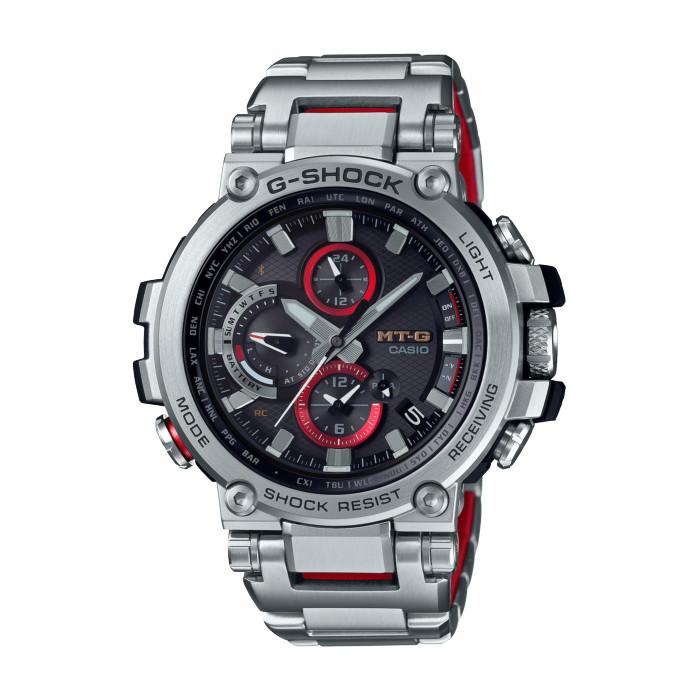 【送料無料!】カシオ MTG-B1000D-1AJF メンズ腕時計 Gショック