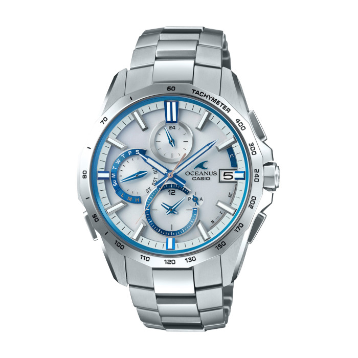 【送料無料!】カシオ OCW-S4000F-7AJF メンズ腕時計 オシアナス